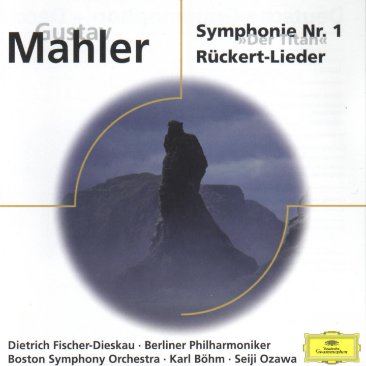 "G. Mahler - Symphony No.1 In D ""The Titan"" 0028945957827"