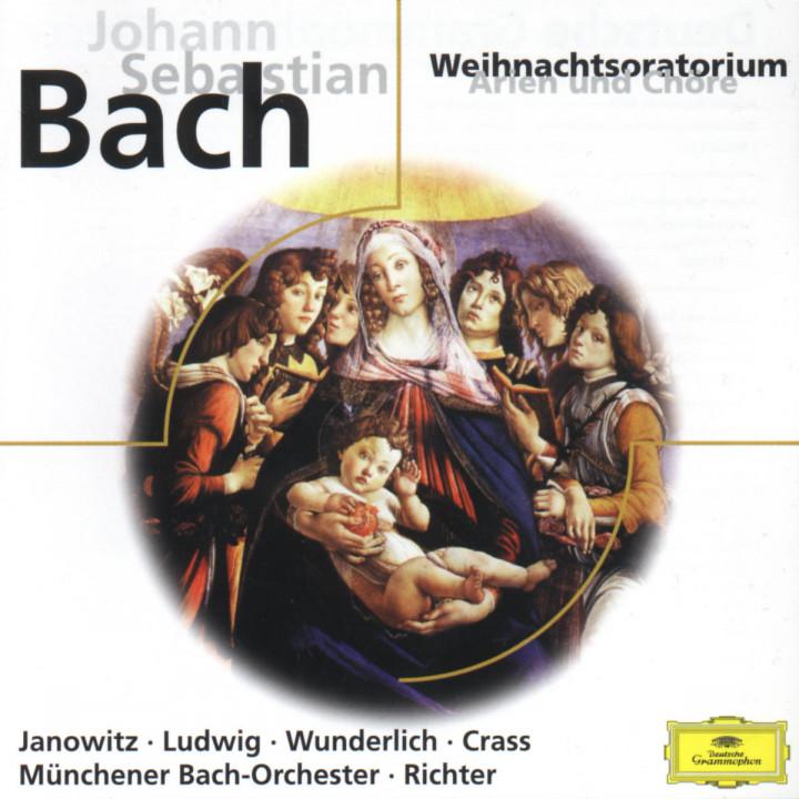 Bach: Christmas Oratory 0028945958024