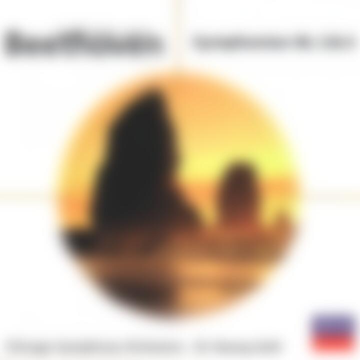 L. Van Beethoven - Symphony No.2 Opus 36 & No.4 In B Flat Opus 60 0028946084229