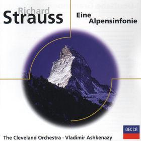 Vladimir Ashkenazy, R. Strauss - Eine Alpensinfonie Opus 64, 00028946084427