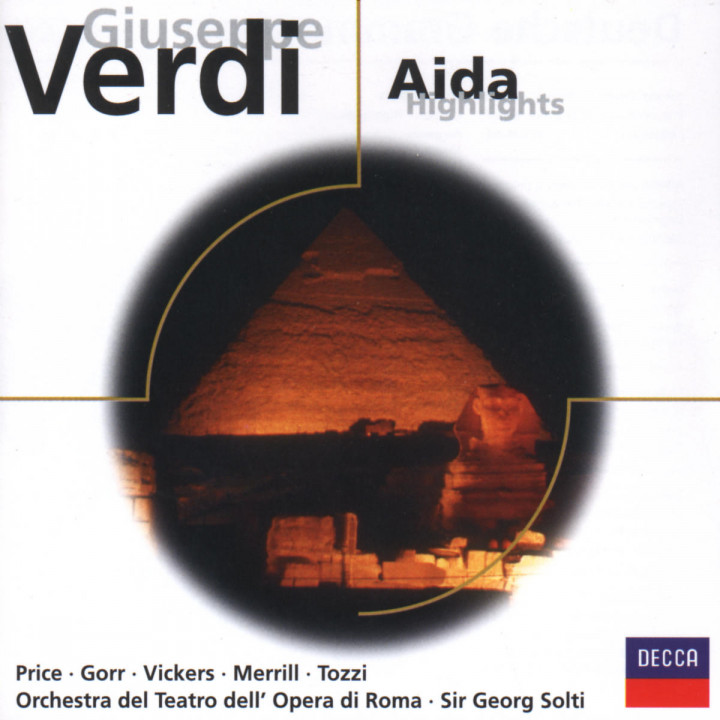 G. Verdi - Aida - Highlights 0028946084724