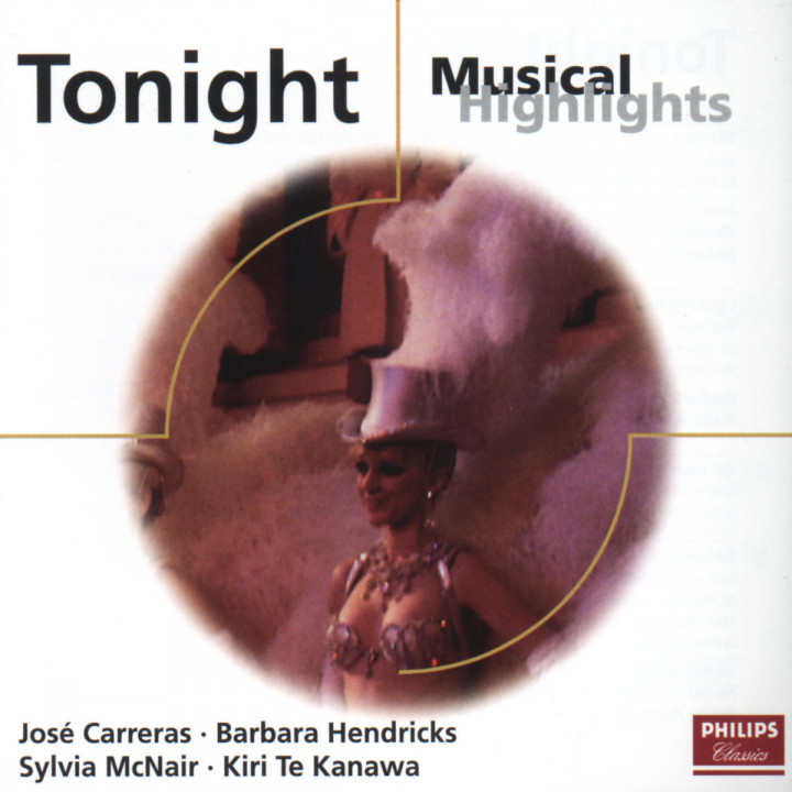 Tonight - Musical Highlights 0028946248223