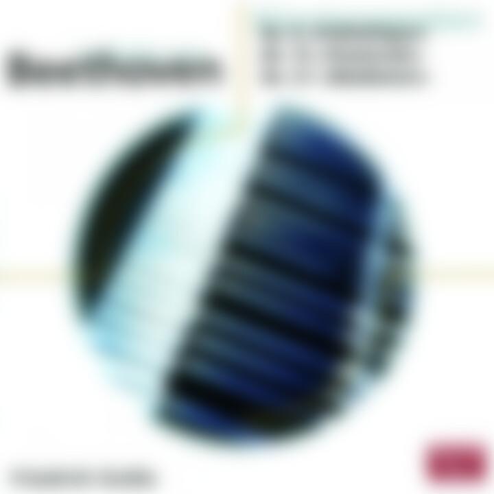 Beethoven: Klaviersonaten Nr. 8, 15, 21 & 22 0028946248326