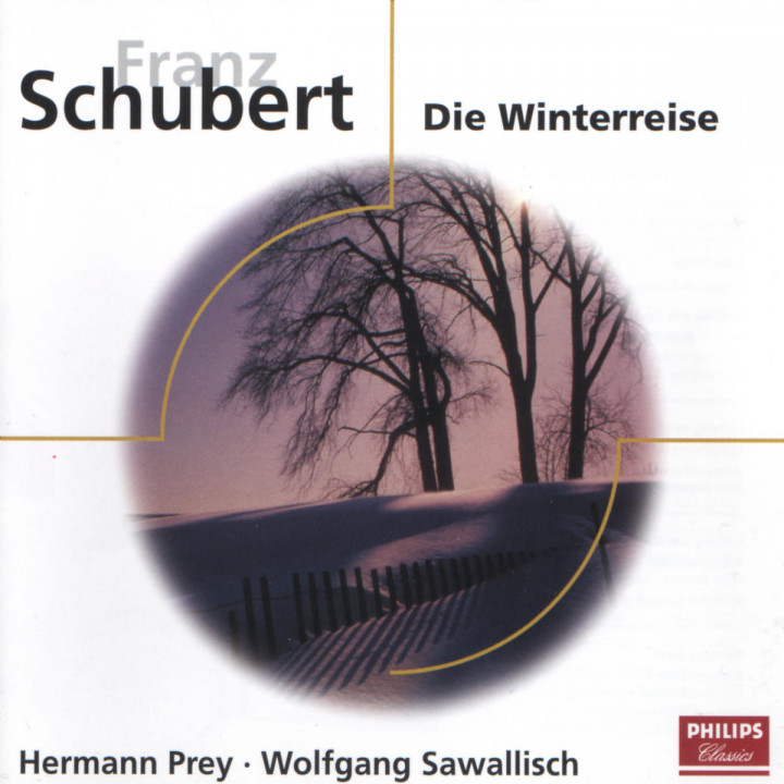 F. Schubert - Winterreise Opus 89 D911 0028946248625