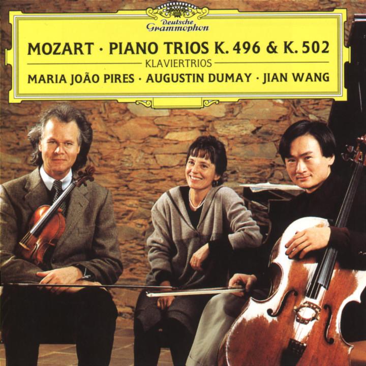 Mozart: Trio in B flat K.502 0028944920828
