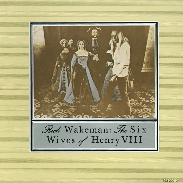 Six Wives of Henry VIII 0082839322920