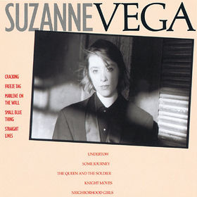 Suzanne Vega, Suzanne Vega, 00082839507226