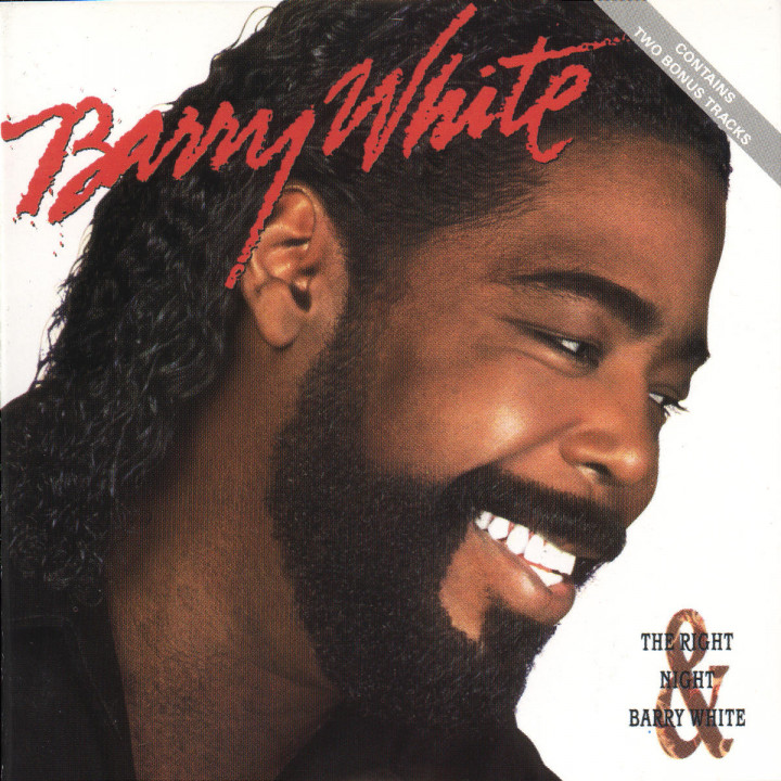 Right Night And Barry White 0082839515427