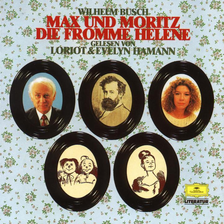 Busch: Max und Moritz / Die fromme Helene 0028942921029