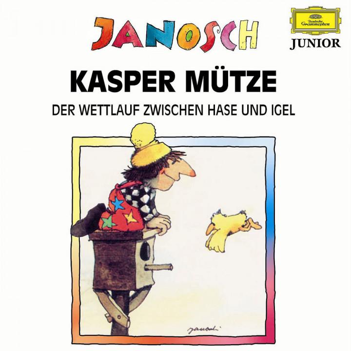 Kasper Mütze / Der Wettlauf zwischen Hase und Igel 0028942983720