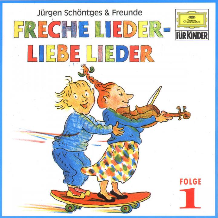 Freche Lieder Liebe Lieder 1 0028942996221