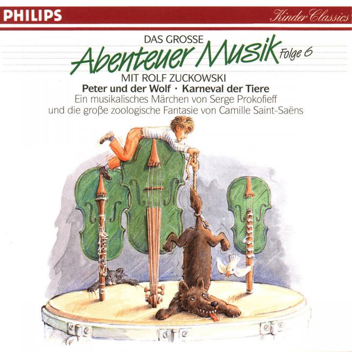 Das Grosse Abenteuer Musik Mit Rolf Zuckowski - Vol.6 0028943246428