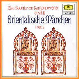 Elsa Sophia von Kamphoevener, Orientalische Märchen (Vol. 2), 00028943726726