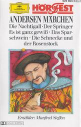 Hörfest, Andersen Märchen (Vol. 4), 00028943960441