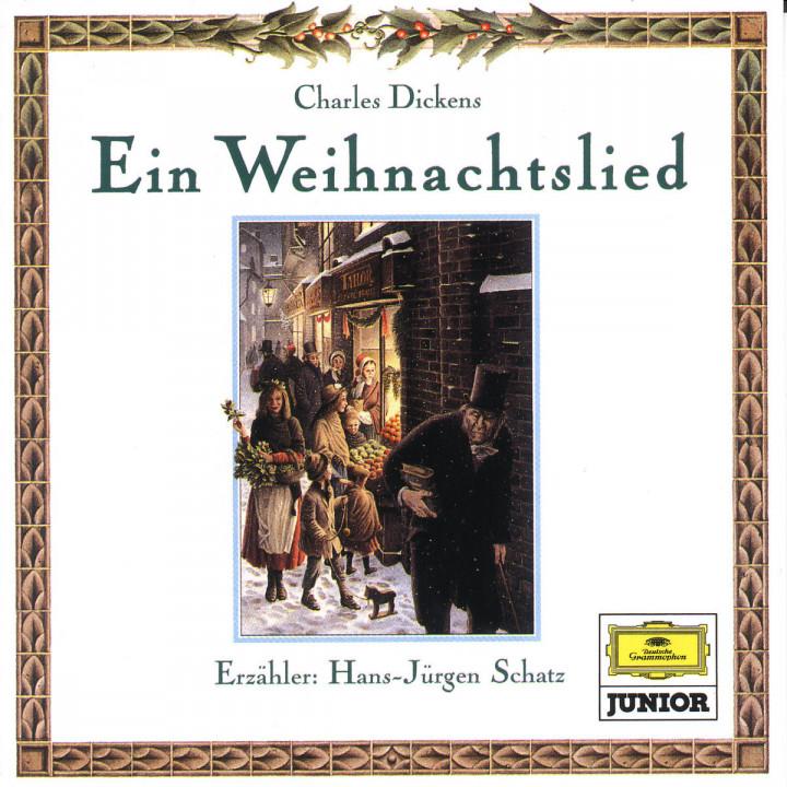 C. Dickens - Ein Weihnachtslied 1-3 0028944589625