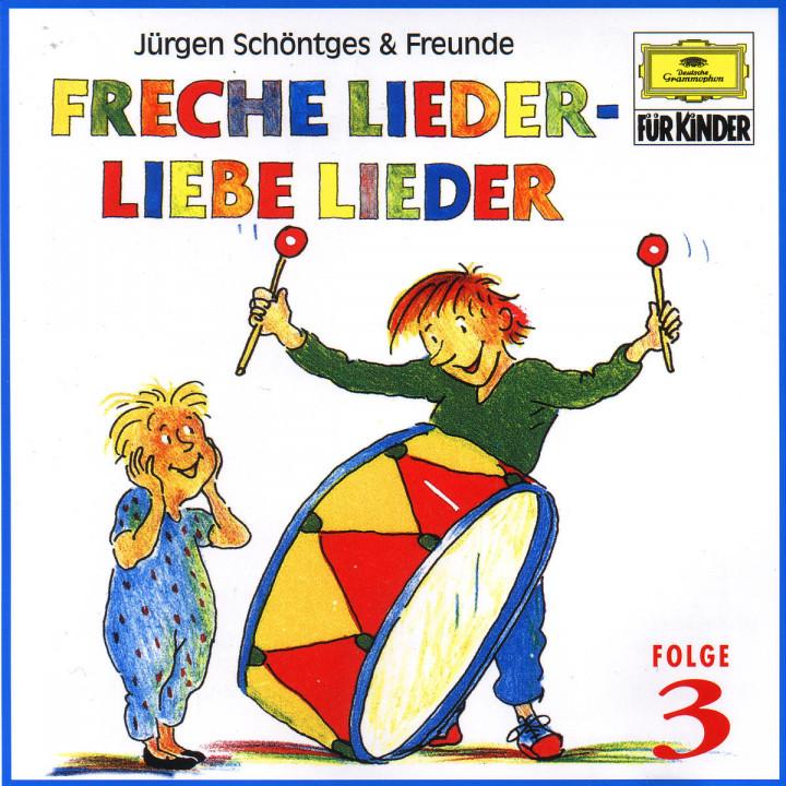 Freche Lieder - Liebe Lieder (Vol. 3) 0028944760529