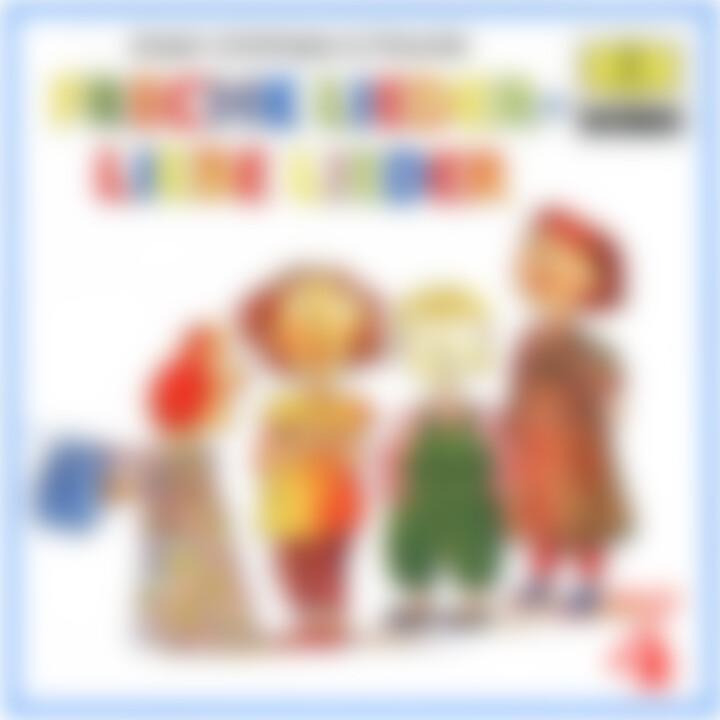 Freche Lieder - Liebe Lieder Folge 4 0028944760622