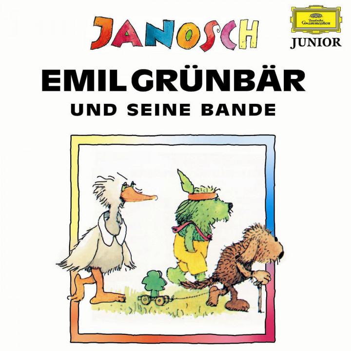 Emil Grünbär und seine Bande 0028944982323