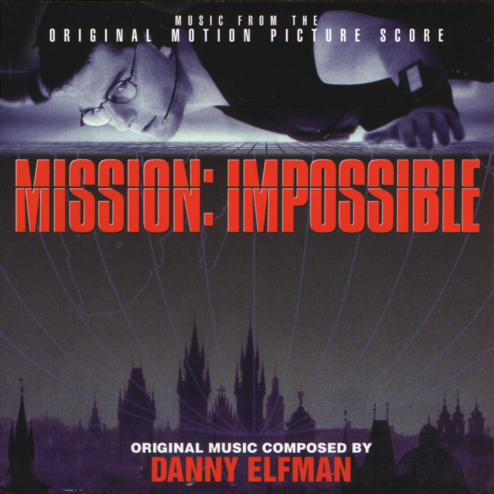 Mission: Impossible - original motion picture soundtrack 0028945452528