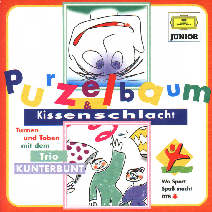 Purzelbaum & Kissenschlacht 0028945980025