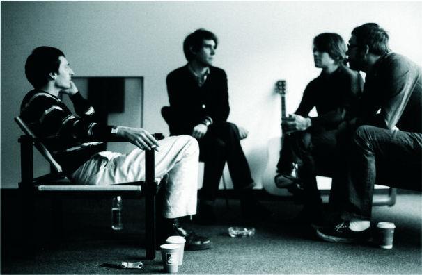 Tocotronic, mit neuem Album ... Pre-listening Shows in Hamburg und Berlin!