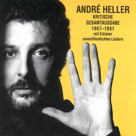 André Heller, Kritische Gesamtausgabe 1967-1991, 00731451120824