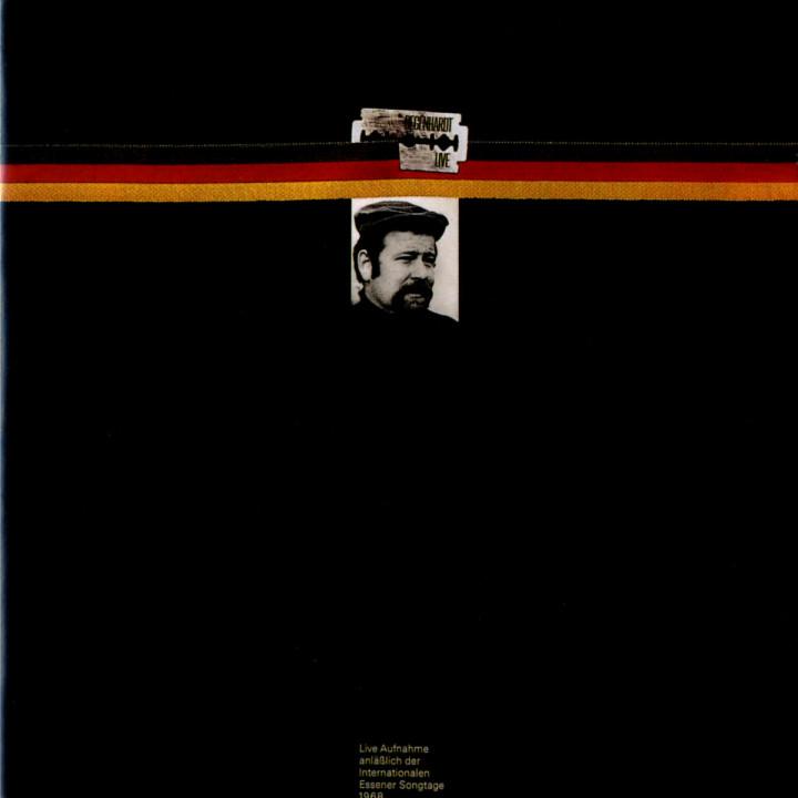 Franz Josef Degenhardt - Live 0731451150128