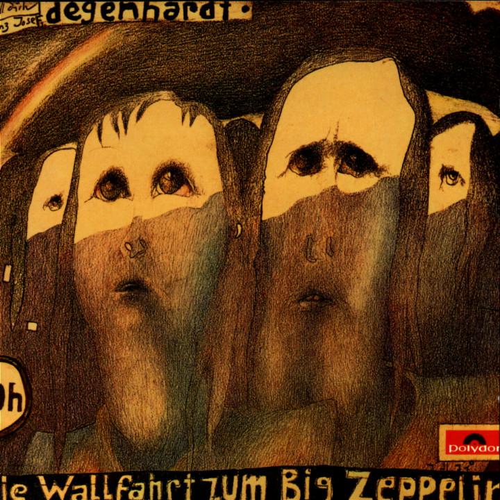 Die Wallfahrt zum big Zeppelin 0731451150324