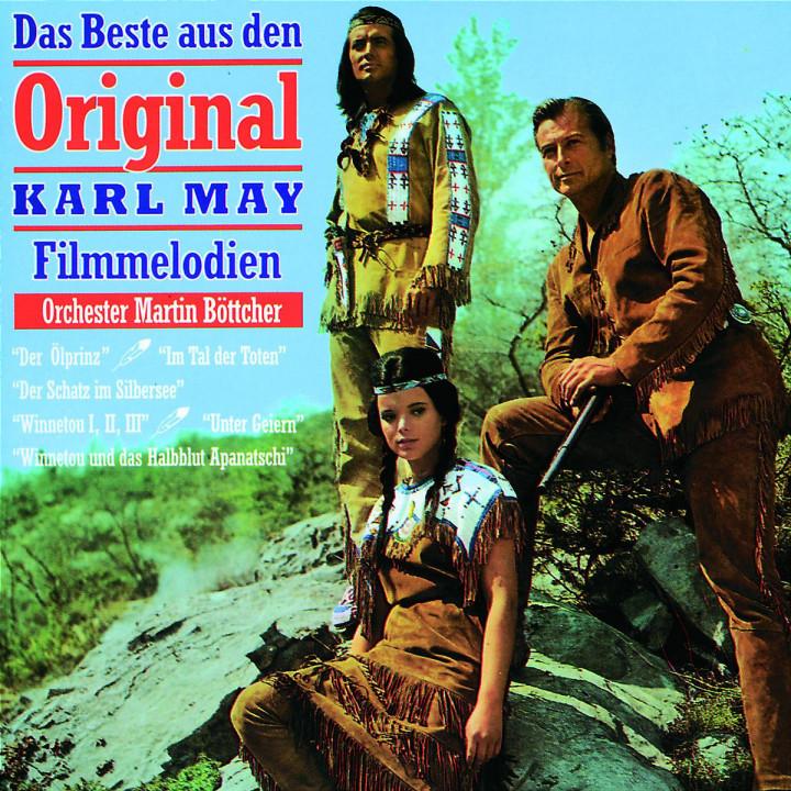 Das Beste Aus Den Original Karl May Filmmelodien 0731451188125