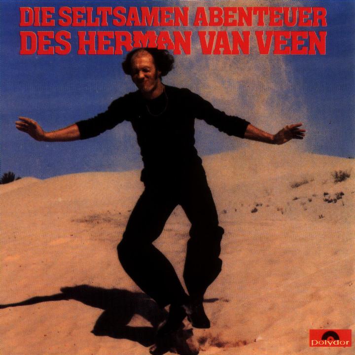 Die seltsamen Abenteuer des Hermann van Veen 0731451310221