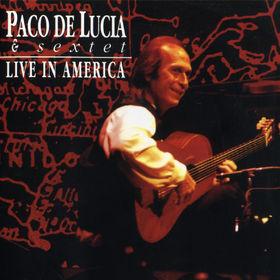 Paco de Lucia, Live In America, 00731451880926