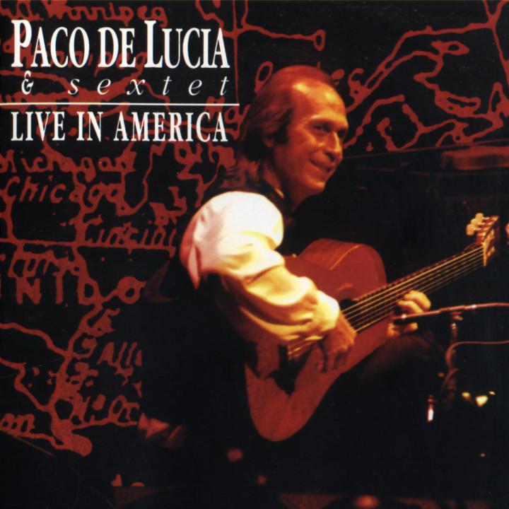 Live In America 0731451880928