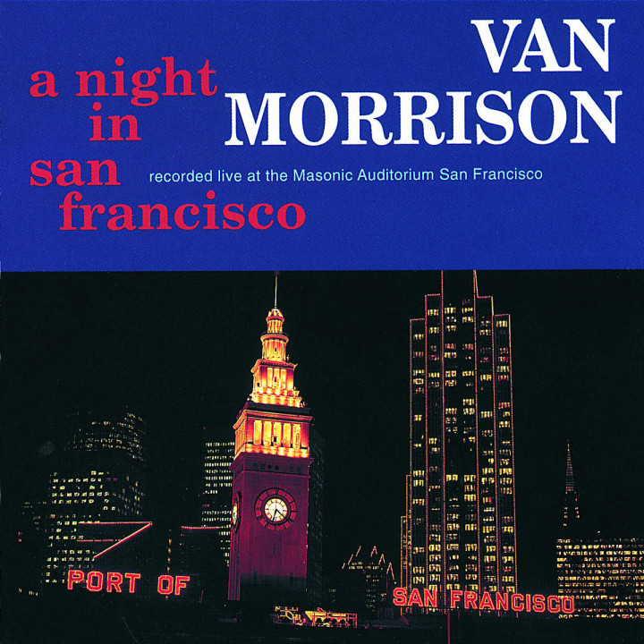 A Night In San Francisco 0731452129028