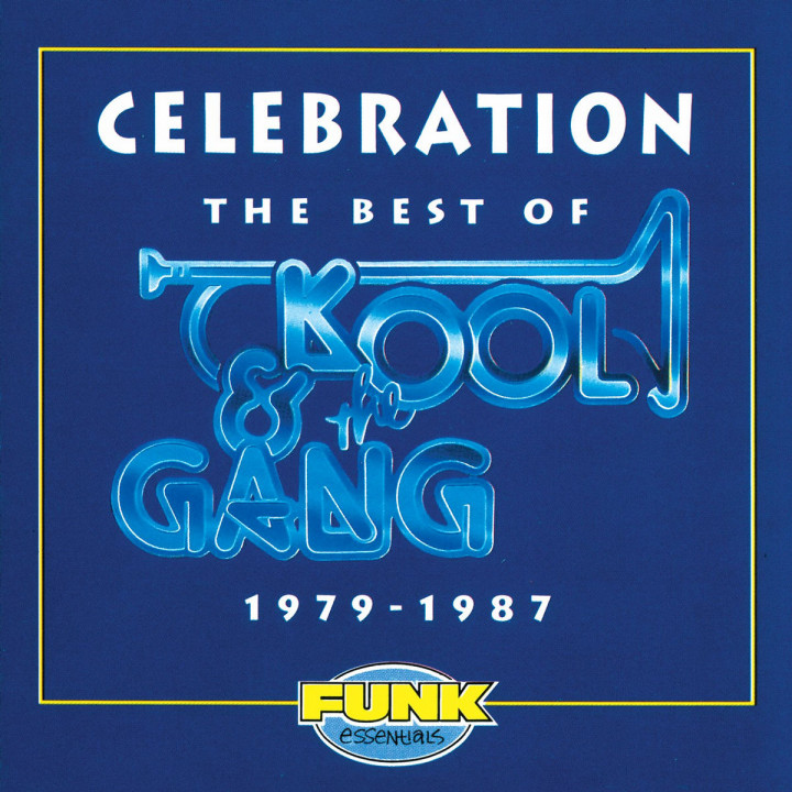 Celebration: The Best Of Kool & The Gang (1979-1987) 0731452245825