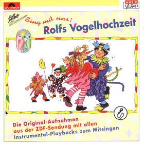 Rolf Zuckowski, Sing Mit Uns - Rolfs Vogelhochzeit, 00731452302328
