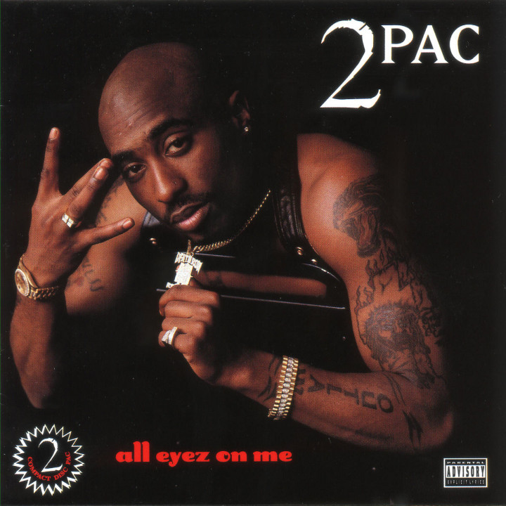 All Eyez On Me 0731452424923