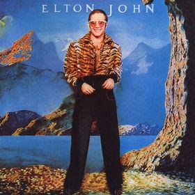 Elton John, Caribou, 00731452815828