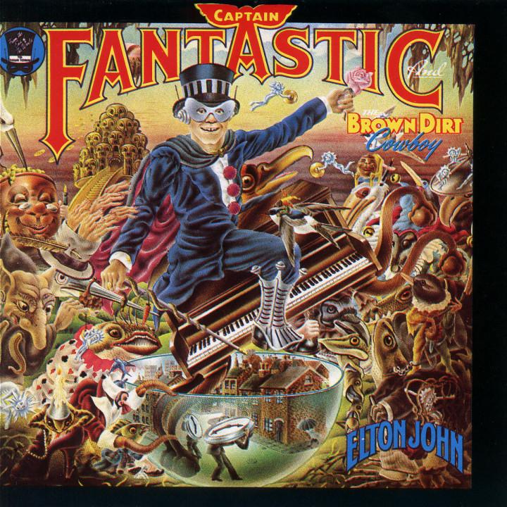 Captain Fantastic And The Brown Dirt Cowboy 0731452816029