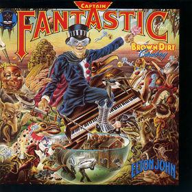 Elton John, Captain fantastic and the brown dirt cowboy, 00731452816023