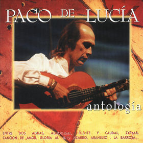 Paco de Lucia, Antologia, 00731452842121