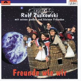 Rolf Zuckowski, Freunde wie wir, 00731452909725