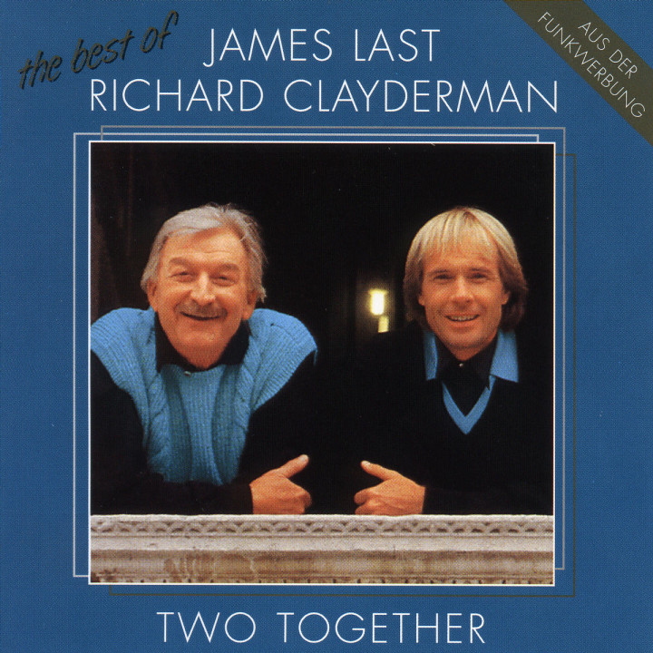 Two Together - The Best Of James Last & Richard Clayderman 0731452928726