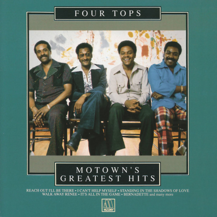 Motown's Greatest Hits 0731453001624