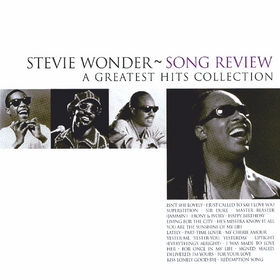 Stevie Wonder, Song Review - Greatest Hits, 00731453075726