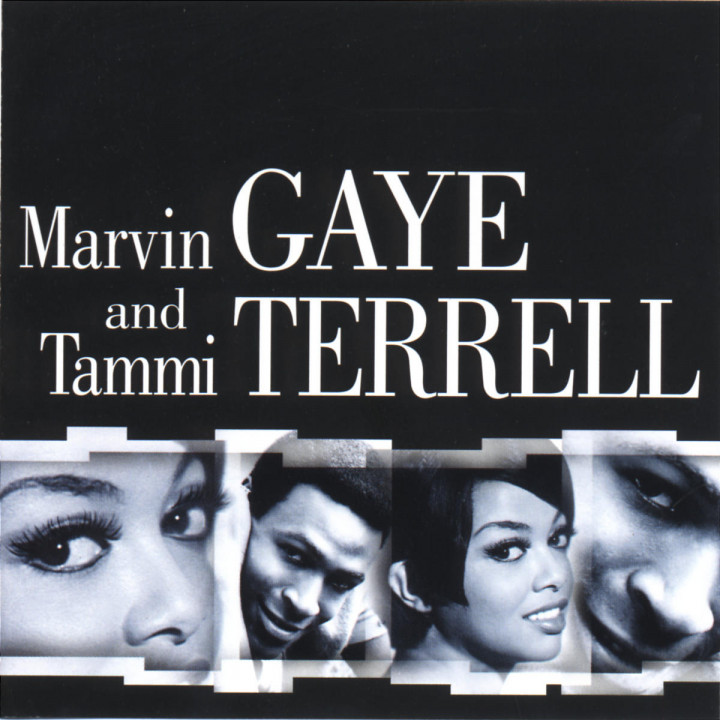 Marvin Gaye and Tammi Terrel 0731453081329