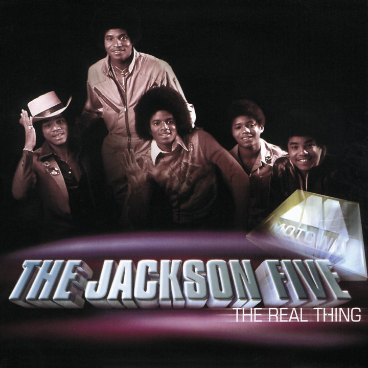 The Real Thing: The Jackson 5 0731453092127