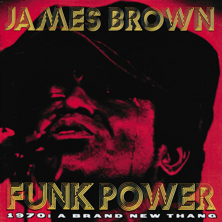 Funk Power - 1970: A Brand New Thang 0731453168424