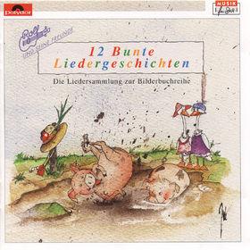 Rolf Zuckowski, 12 Bunte Liedergeschichten, 00731453178328
