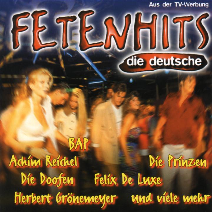 Fetenhits - Die Deutsche 0731453195349