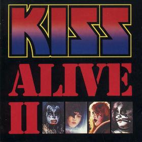 Kiss, Alive II, 00731453238220